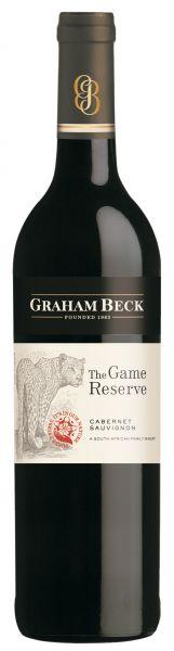2013, Graham Beck - The Game Reserve, Cabernet Sauvignon, 14 % Vol. Südafrika