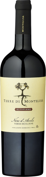 2015, Terre di Montelusa Altopiano Nero d'Avola IGT, 13,5 % Vol., Apulien, Italien