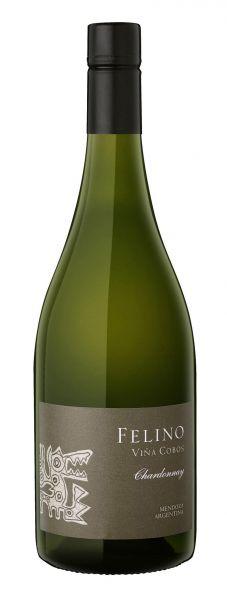 """2018, Viña Cobos """"Felino"""" Chardonnay Luján de Cuyo, 14,5 % Vol., Weißwein, Argentinien"""
