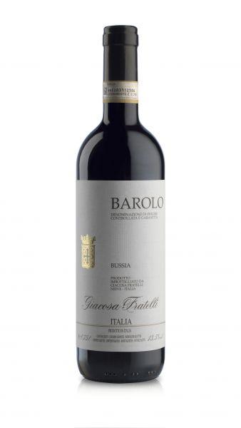 """2015, Barolo, """"Bussia"""", DOCG, Giacoso Fratelli, 14,5% Vol., Piemont, ItalienD"""
