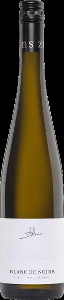 2020 A.Diehl Blanc de Noirs eins zu eins, QbA trocken, 12,5 % Vol., Pfalz