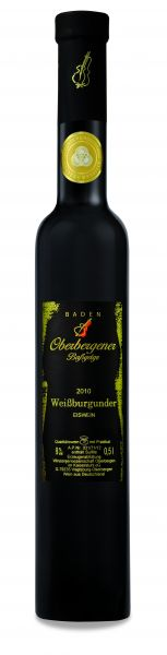 Oberbergener Baßgeige, Weißer Burgunder, Auslese, 2011, 12,0 % Vol.