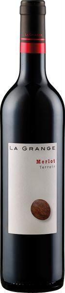 2018, Terroir Merlot IGP Pays d'Oc, 14,5 % Alc. Frankreich