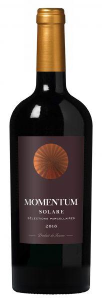 """2018, MOMENTUM SOLARE - """"Vin Solare"""", IGP, 13,5 % Vol. Frankreich"""
