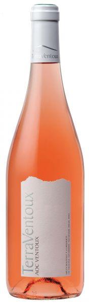 2017 Terra Ventoux, AOC Ventoux, Rosé, 13,5 % Vol., Rhône, Frankreich