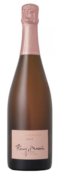 Champagner Remy Massin & Fils, Rosé Brut, Frankreich