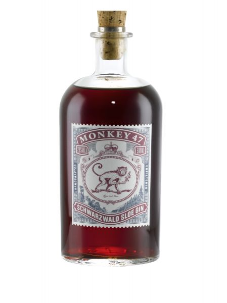 Monkey 47 Sloe Gin 29 % Vol., 500 ml