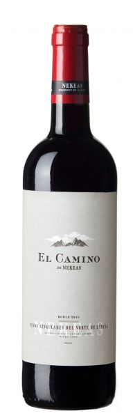 "2019, Navarra Roble ""EL Camino"", 14 % Vol. Alk,, DO Navara, Spanien"