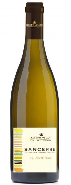 """2019, AOC Sancerre Blanc """"La Chatelleni"""", Domaine Joseph Mellot, 13 % Vol., Loire"""