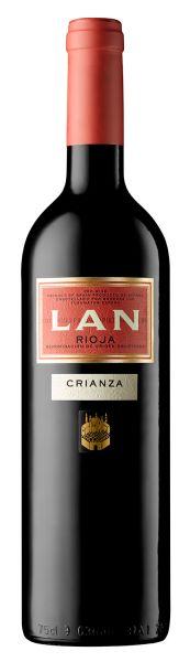 2016, LAN Crianza, 13,5% Vol. Alk., D.O.Ca. Rioja, Spanien