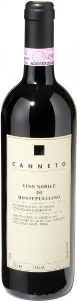 """2013, Vino Nobile di Montepulciano, DOCG Riserva, """"Agricola Canneto"""", 14,5 % Vol., Toscana, Italien"""