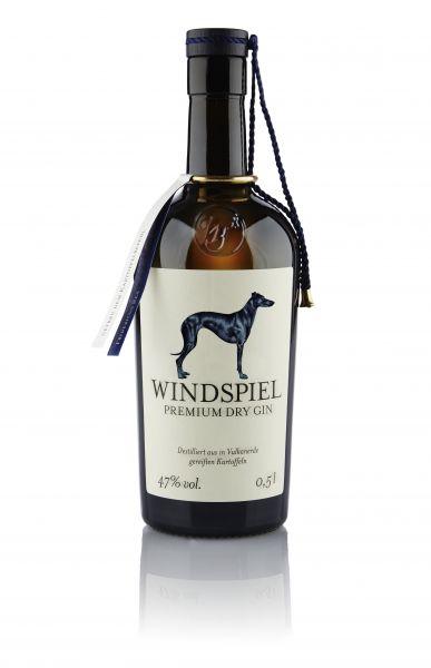 Windspiel Premium Dry Gin 47% vol. 0.5l