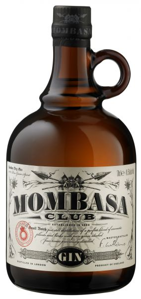 Mombasa Club London Dry Premium Gin