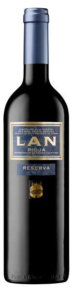 2014, LAN Reserva, 13,7% Vol. Alk., D.O.Ca. Rioja, Spanien