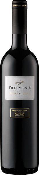 2014, Piedemonte Reserva DO 14 % Vol., Navarra / Spanien