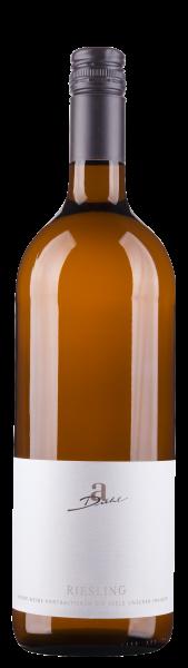 2019, A. Diehl Riesling QbA trocken, 12,5 % Vol., 1 Liter