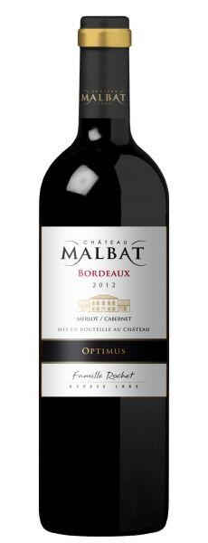 2017, Château Malbat AOC 13 % Vol., Bordeaux