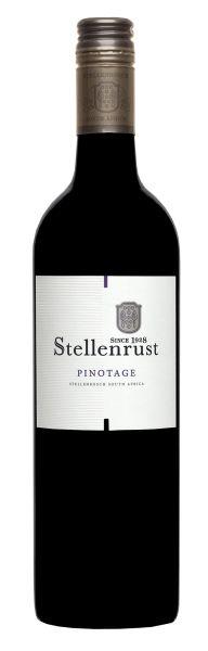 2013 Stellenrust Pinotage Stellenbosch 14 % Vol., Südaffrika Rotwein