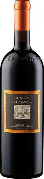 2016, Il Nero di Casanova IGT, 13,5 % Vol., Casanova Della Spinetta, Toskana, Italien